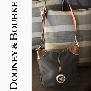 DOONEY & BOURKE Nylon Wayfarer Crossbody